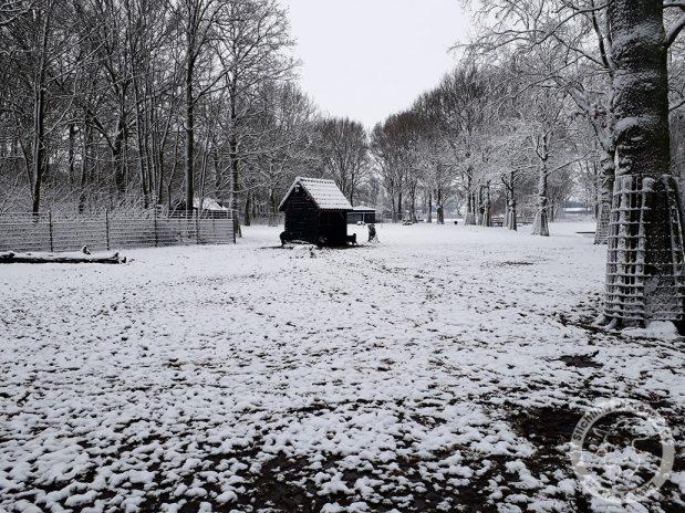 Dagboek van een geit: Sneeuw op de dierenweide